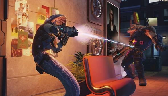 Скриншот №5 к XCOM® Chimera Squad