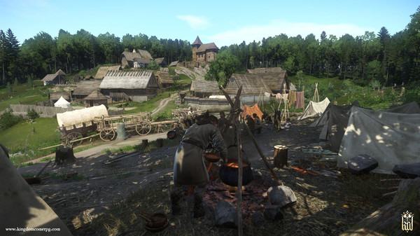 скриншот Kingdom Come: Deliverance – From the Ashes 1