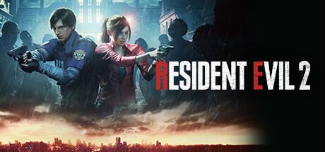 Resident Evil 2 Cover Image