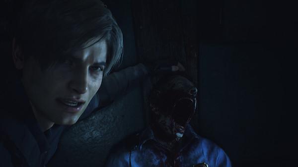 Скриншот №4 к Resident Evil 2