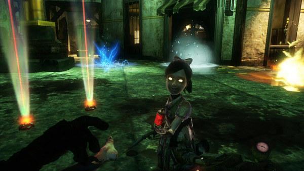BioShock 2 скриншот