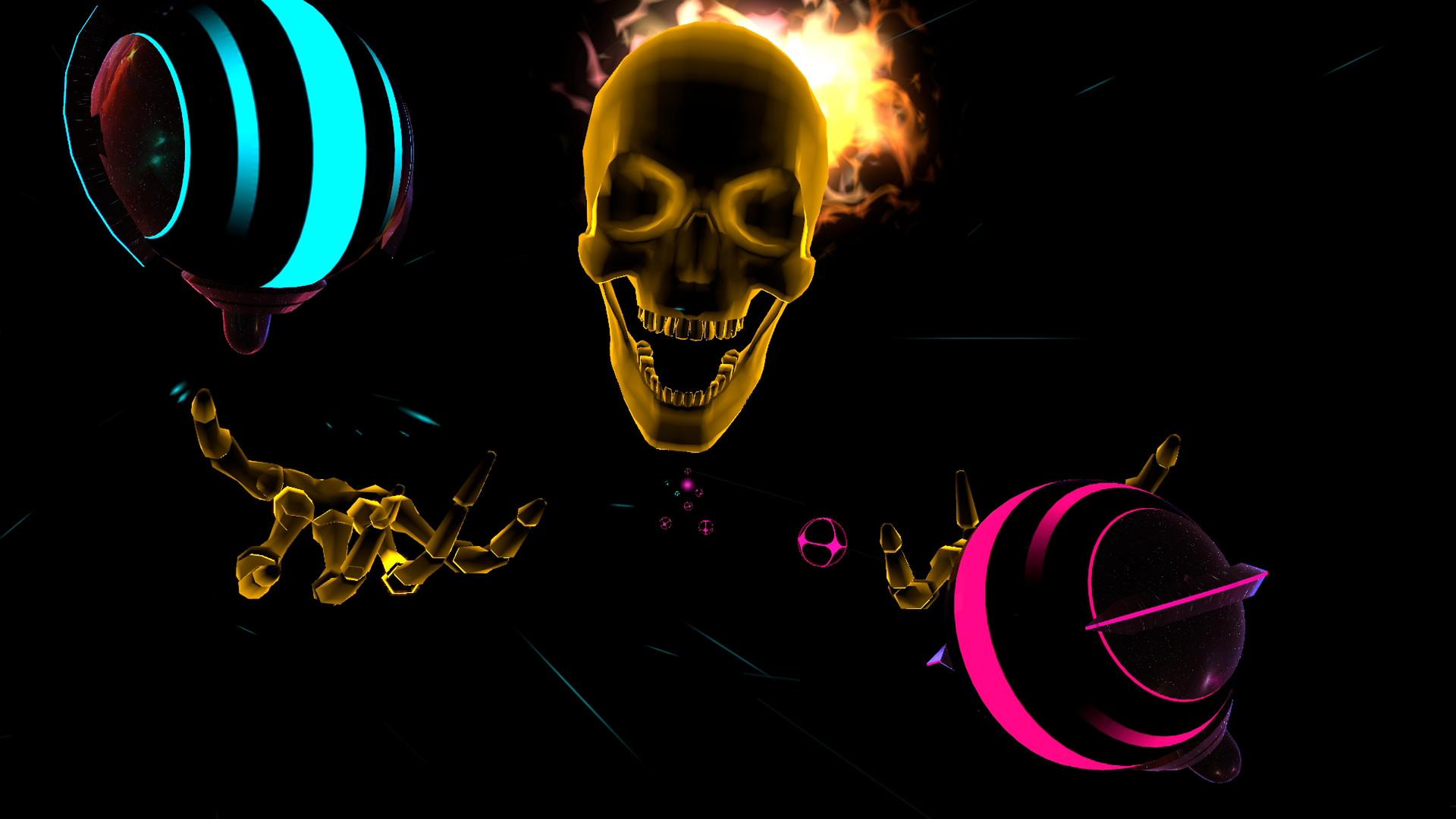 Oculus Quest 游戏《Synth Riders》合成骑士插图(2)