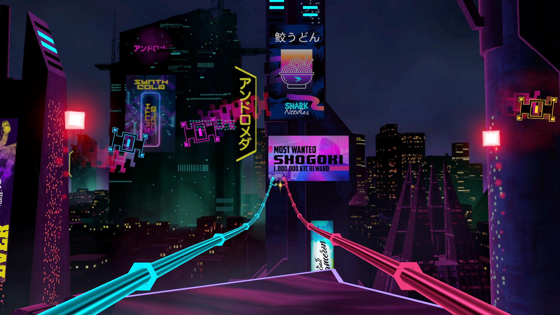 合成骑士DLC解锁汉化版本《Synth Riders》插图(3)