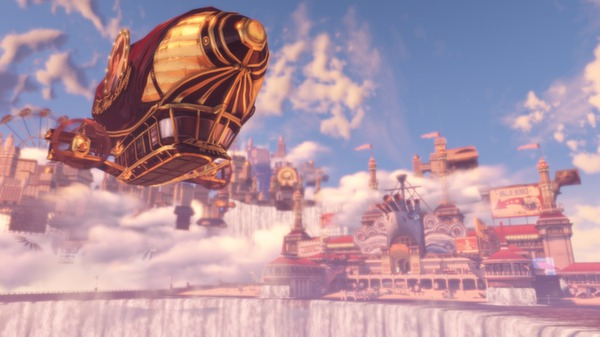 Скриншот №1 к BioShock Infinite