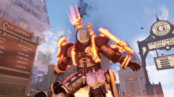 Скриншот №7 к BioShock Infinite