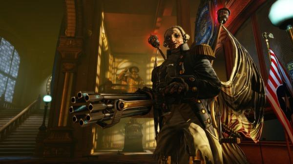Скриншот №5 к BioShock Infinite
