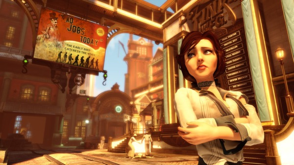 Скриншот №9 к BioShock Infinite