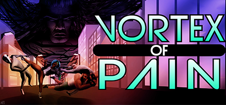 Vortex Of Pain Cover Image