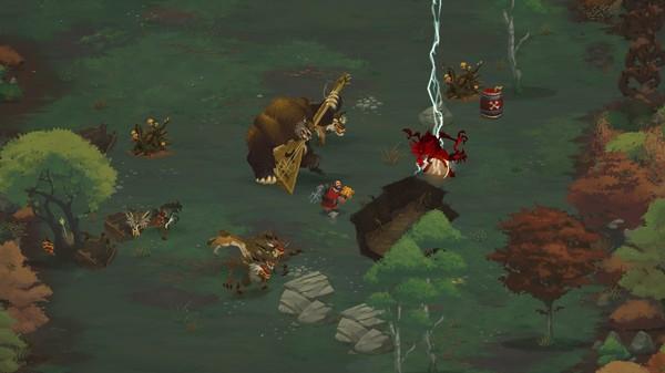 Скриншот №2 к Yaga
