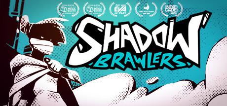Shadow Brawlers Cover Image