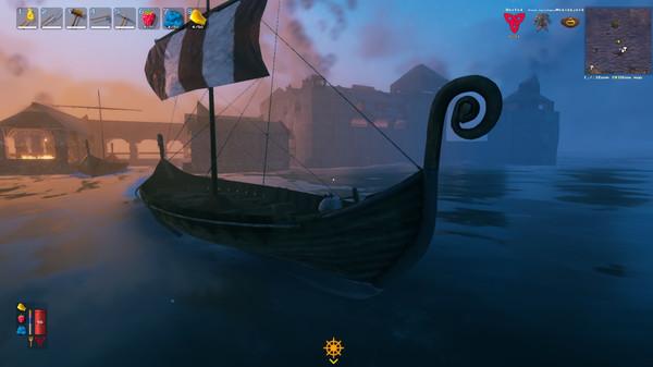 Valheim скриншот