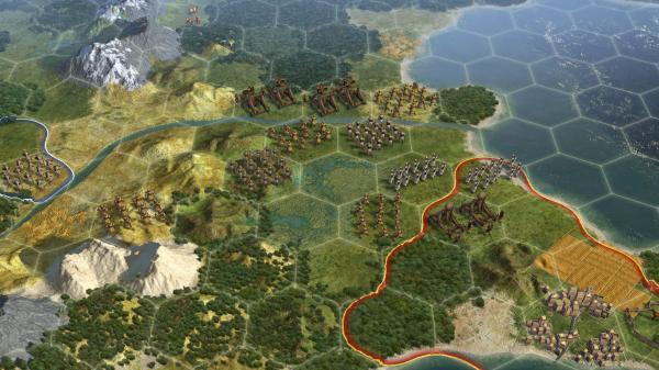 Скриншот №4 к Sid Meiers Civilization® V