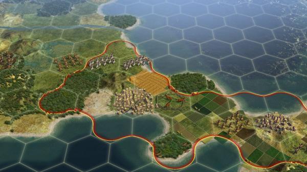 Sid Meier's Civilization V скриншот