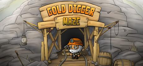 Gold Digger Maze