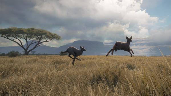 Скриншот №9 к theHunter Call of the Wild™ - Vurhonga Savanna