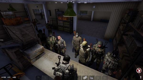 Скриншот №38 к Deadside