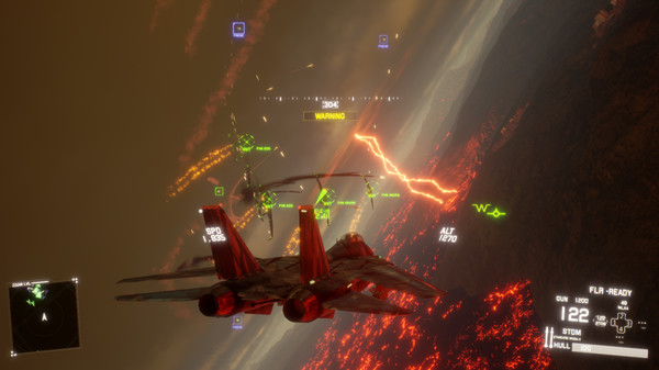 Скриншот №2 к Project Wingman