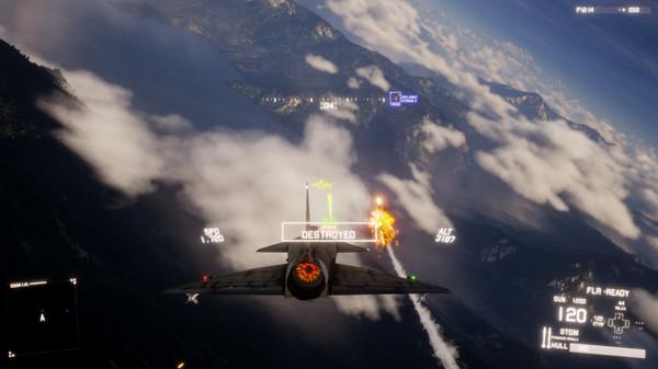 Скриншот №1 к Project Wingman