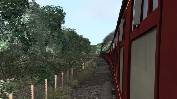 скриншот Train Simulator: LMS Rebuilt Royal Scot Steam Loco Add-On 2