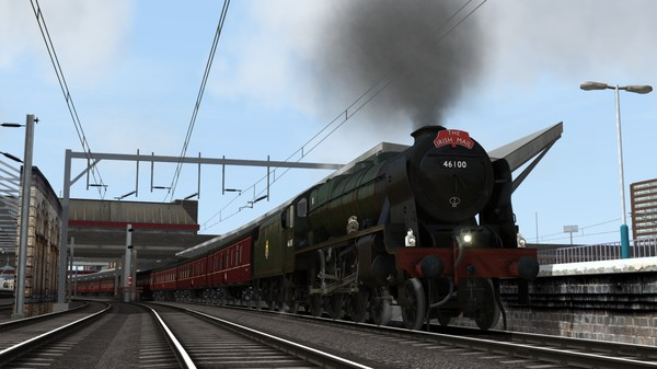 скриншот Train Simulator: LMS Rebuilt Royal Scot Steam Loco Add-On 0