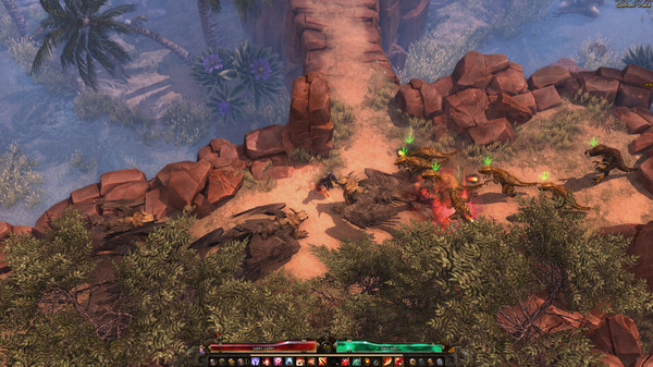 Скриншот №11 к Grim Dawn - Forgotten Gods Expansion