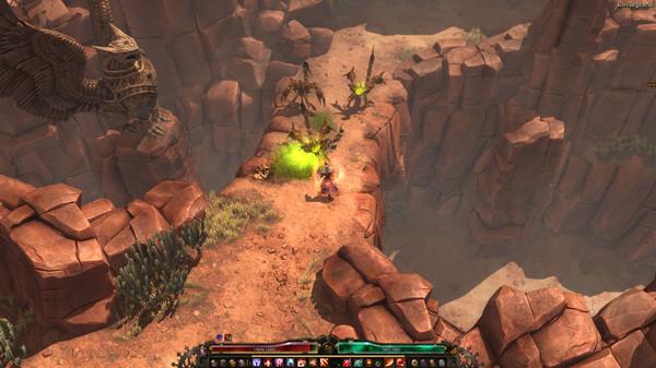 Скриншот №10 к Grim Dawn - Forgotten Gods Expansion