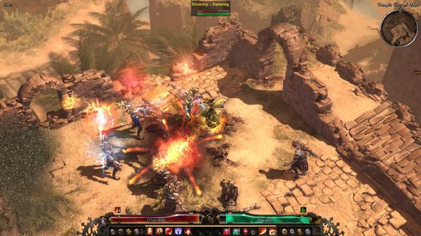 Скриншот №2 к Grim Dawn - Forgotten Gods Expansion