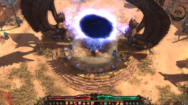 Скриншот №1 к Grim Dawn - Forgotten Gods Expansion