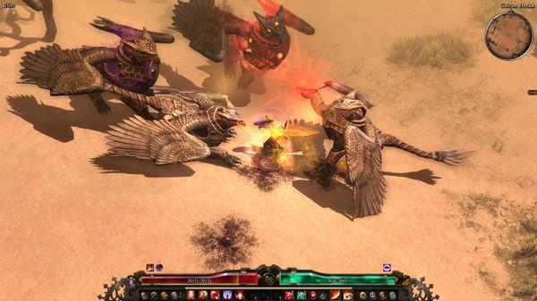 Скриншот №5 к Grim Dawn - Forgotten Gods Expansion