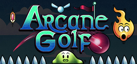 Arcane Golf Cover Image