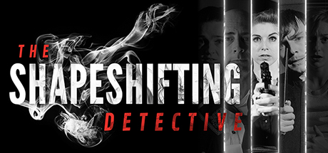 The Shapeshifting Detective Cover Image