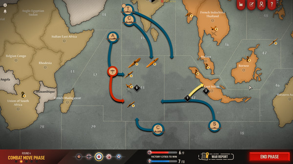 Скриншот №11 к Axis  Allies 1942 Online