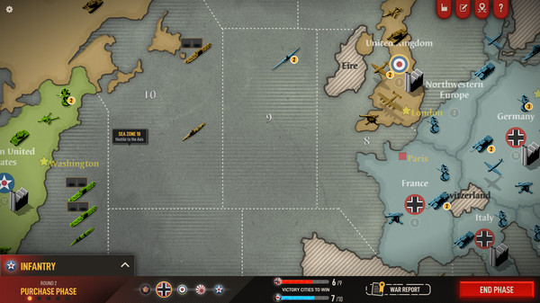 Скриншот №7 к Axis  Allies 1942 Online