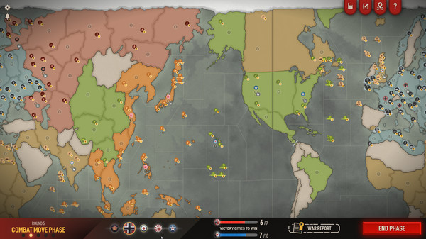 Скриншот №12 к Axis  Allies 1942 Online