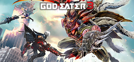 GOD EATER 3 Cover Image