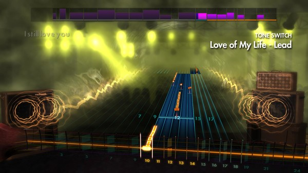 Скриншот №4 к Rocksmith® 2014 Edition – Remastered – Queen Song Pack II