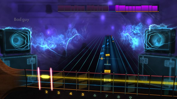"Скриншот №2 к Rocksmith® 2014 Edition – Remastered – Queen - ""Tie Your Mother Down"""