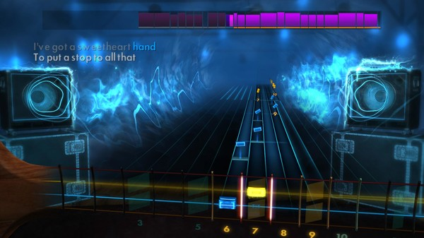 "Скриншот №5 к Rocksmith® 2014 Edition – Remastered – Queen - ""Tie Your Mother Down"""