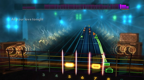 "Скриншот №1 к Rocksmith® 2014 Edition – Remastered – Queen - ""Tie Your Mother Down"""