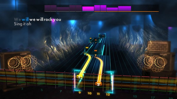 """Скриншот №5 к Rocksmith® 2014 Edition – Remastered – Queen - """"We Will Rock You"""""""