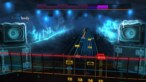 """Скриншот №2 к Rocksmith® 2014 Edition – Remastered – Queen - """"We Will Rock You"""""""