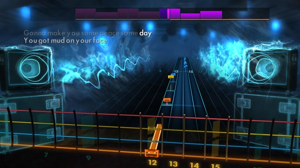 """Скриншот №1 к Rocksmith® 2014 Edition – Remastered – Queen - """"We Will Rock You"""""""