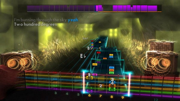 "Скриншот №3 к Rocksmith® 2014 Edition – Remastered – Queen - ""Dont Stop Me Now"""