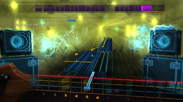 "Скриншот №5 к Rocksmith® 2014 Edition – Remastered – Queen - ""Dont Stop Me Now"""
