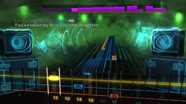 "Скриншот №4 к Rocksmith® 2014 Edition – Remastered – Queen - ""Love of My Life"""