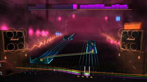 Скриншот №3 к Rocksmith® 2014 Edition – Remastered – Variety Song Pack XIX