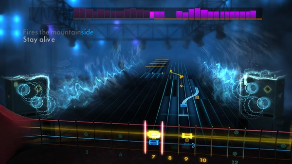 """Скриншот №4 к Rocksmith® 2014 Edition – Remastered – Big Country - """"In A Big Country"""""""