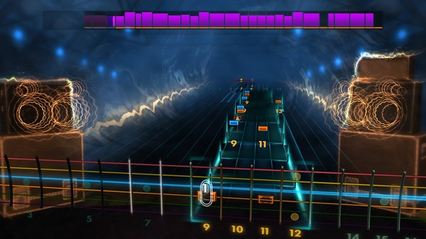 """Скриншот №2 к Rocksmith® 2014 Edition – Remastered – Big Country - """"In A Big Country"""""""