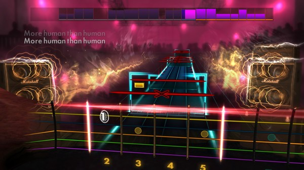 "Скриншот №2 к Rocksmith® 2014 Edition – Remastered – White Zombie - ""More Human Than Human"""