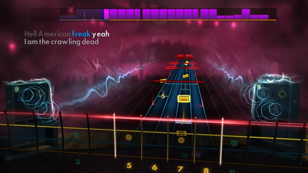 "Скриншот №4 к Rocksmith® 2014 Edition – Remastered – White Zombie - ""More Human Than Human"""